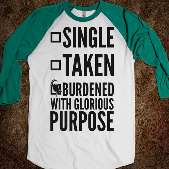 Loki-Burdened-with-Glorious-Purpose-T-Shirt