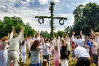 midsommarfest solstizio