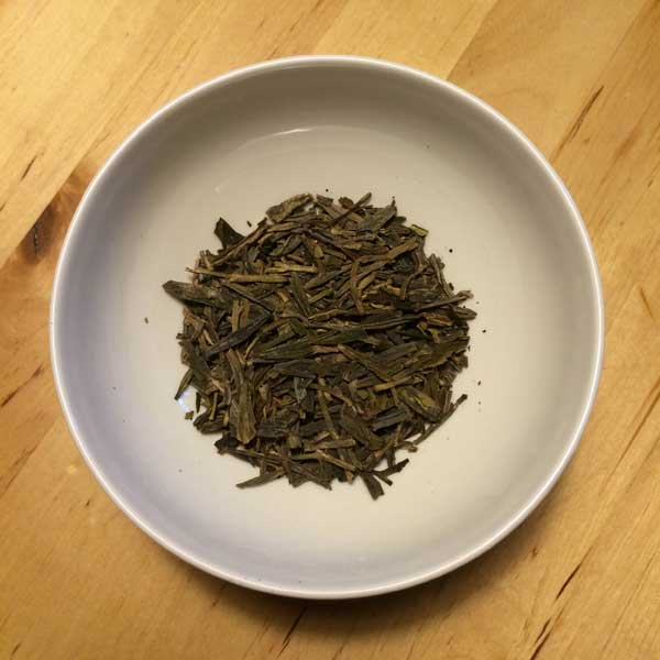 long-jing green tea chinese